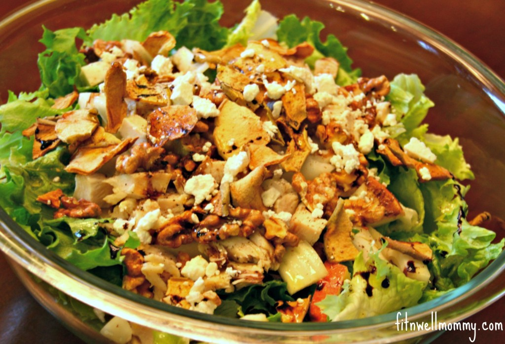 One of my favorite salads to make!