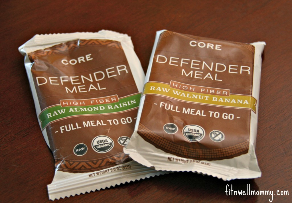 CORE Foods Bars