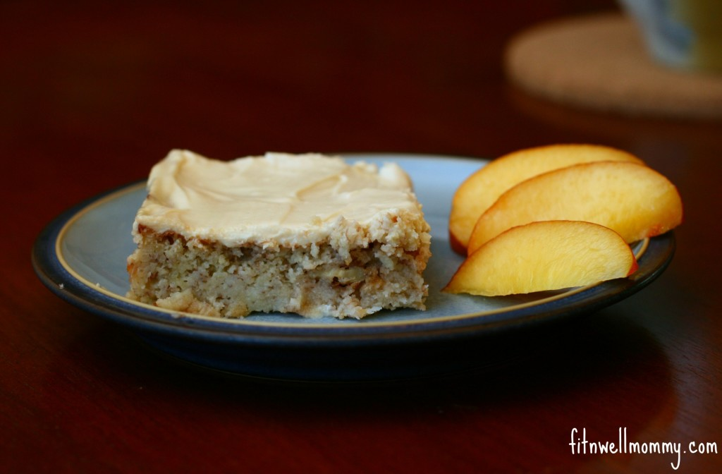 Gluten-Free Banana Bread With Cream Cheese Frosting