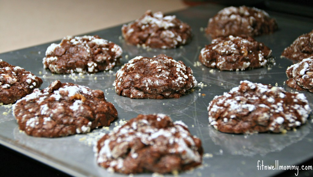 Double Chocolate Brownie Cookie
