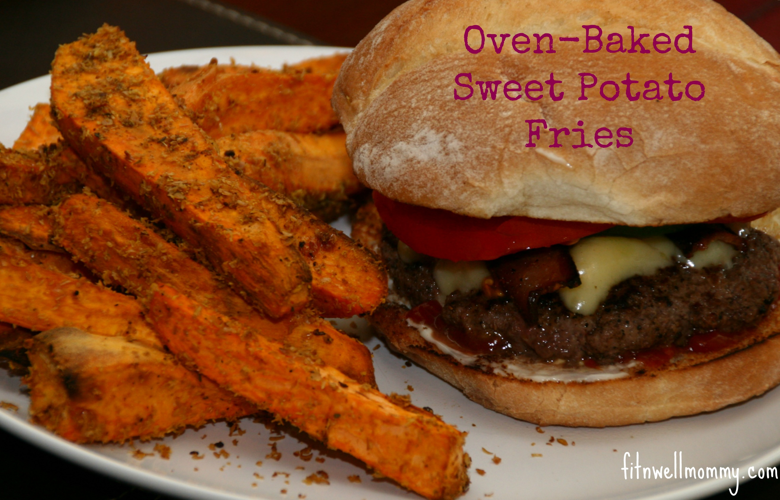 Marvelous Oven-Baked Sweet Potato Fries - Deliciously Fit