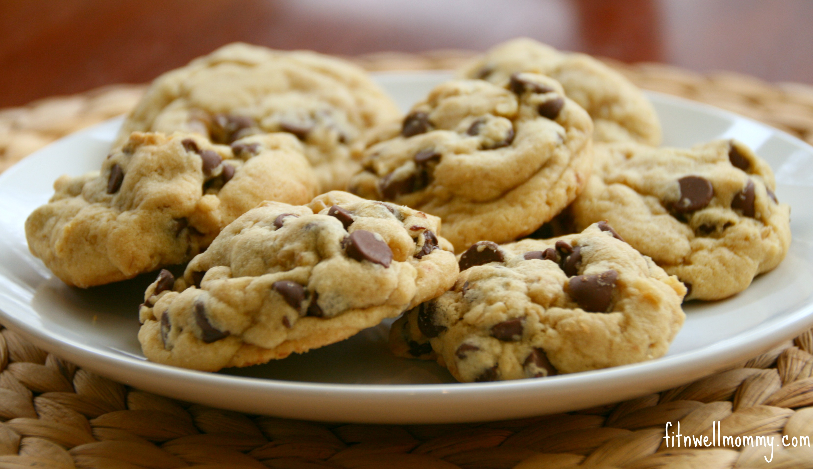 My Favorite Chocolate Chip Cookie Recipe (that isn't