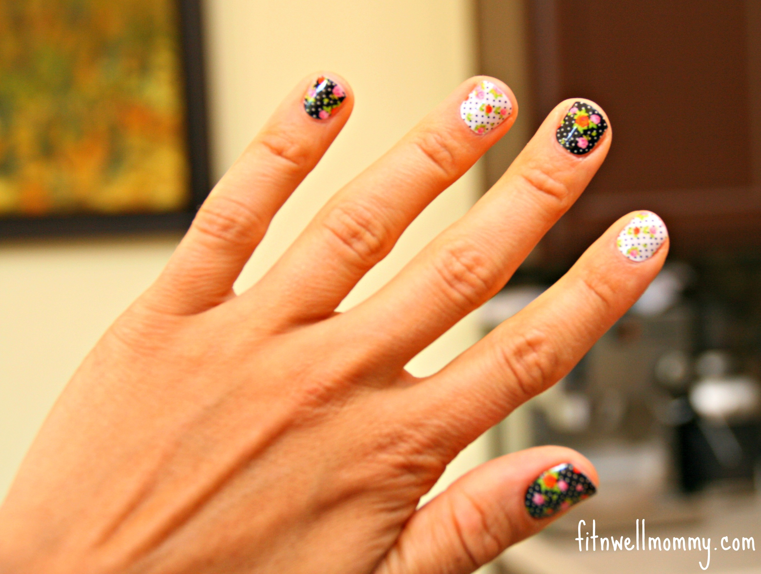 Jamberry Nails Review and Giveaway! - Deliciously Fit