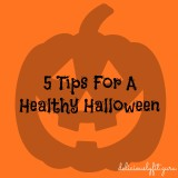5 Tips For A Healthy Halloween