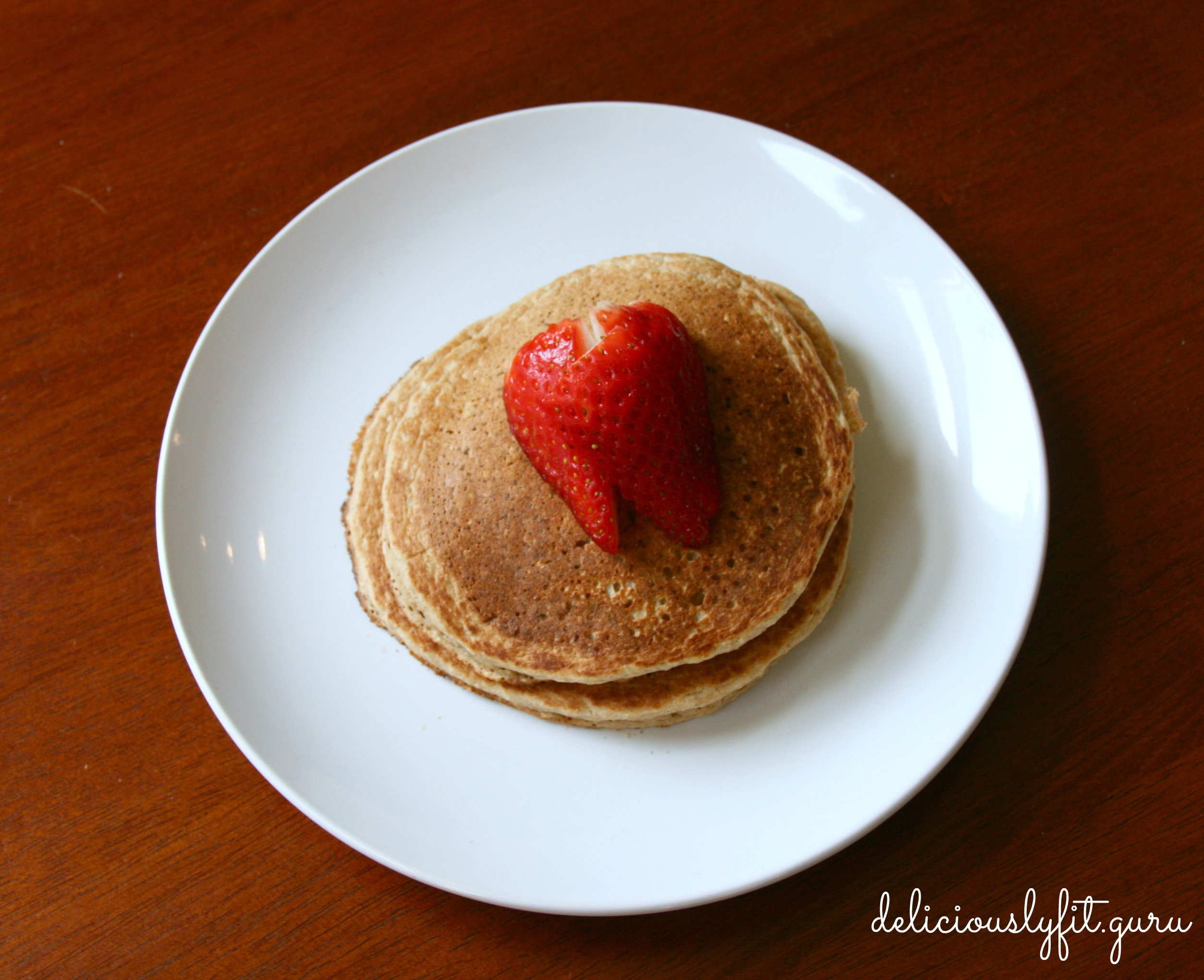 Famoso Juice Plus Vanilla Complete Cinnamon Oat Pancakes - Deliciously Fit KI88