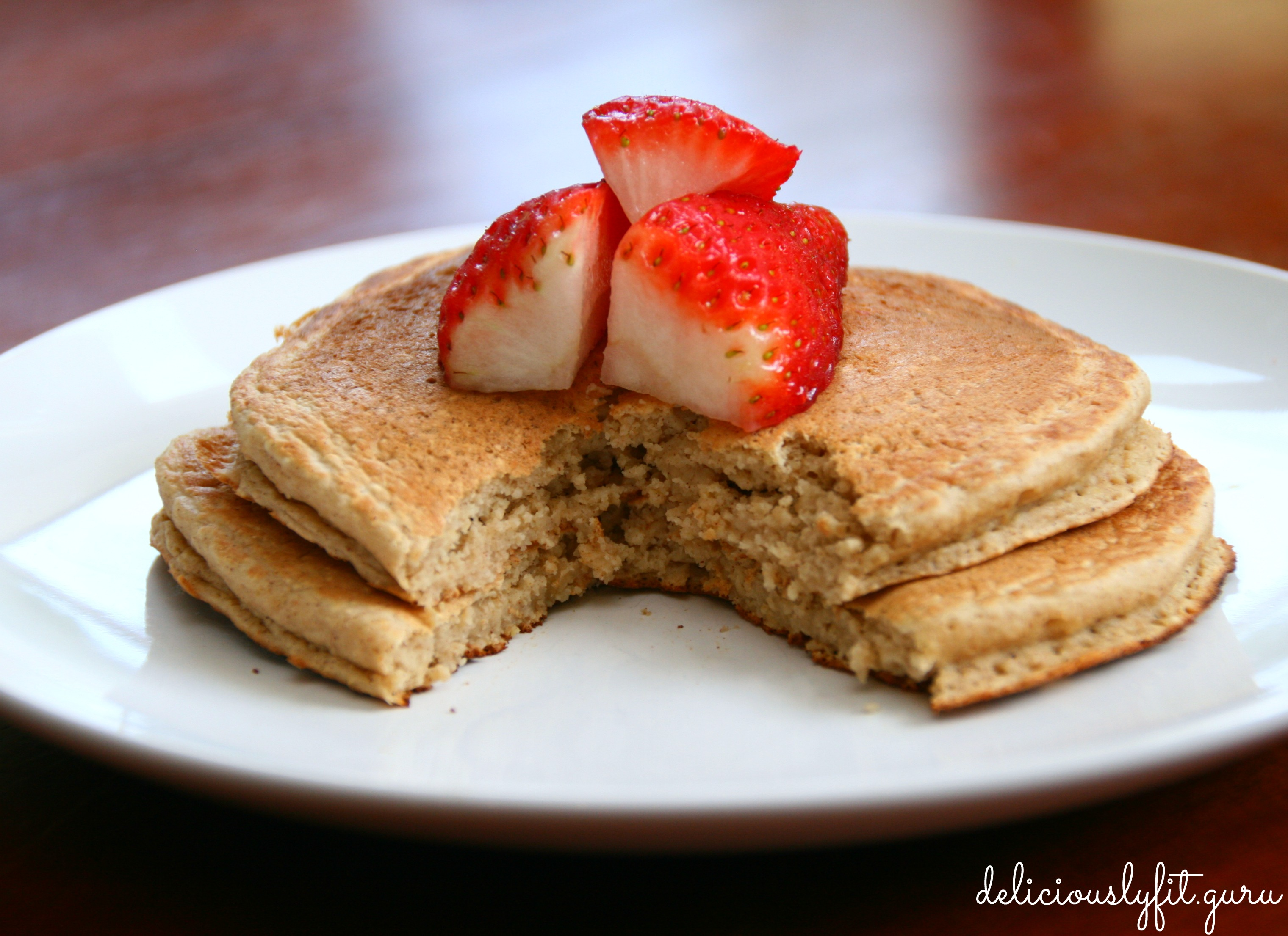 Favorito Juice Plus Vanilla Complete Cinnamon Oat Pancakes - Deliciously Fit VU09
