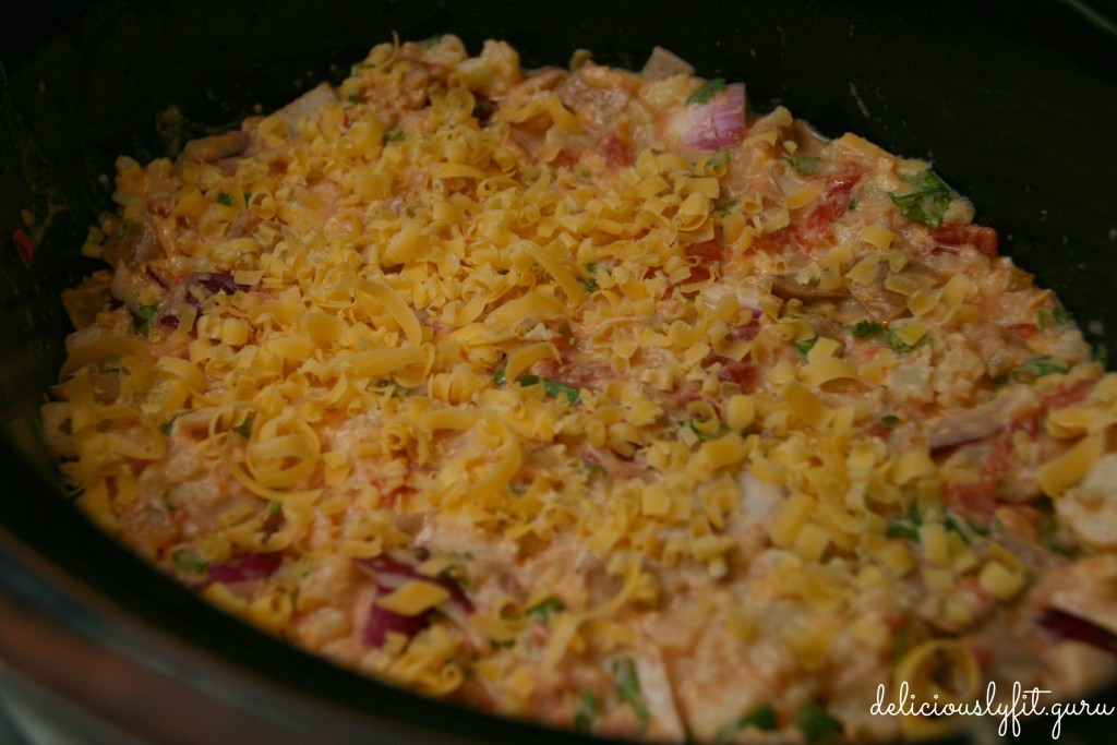 ISlow-cooker mexican casserole